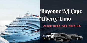 Bayonne New Jersey Cape Liberty Limo